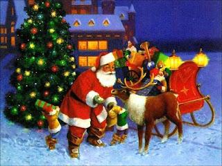 classic-vintage-image-of-santa-claus-petting-sleigh-reindeer.jpg