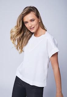 Emat Concept - Дамскa Блуза с овално деколте