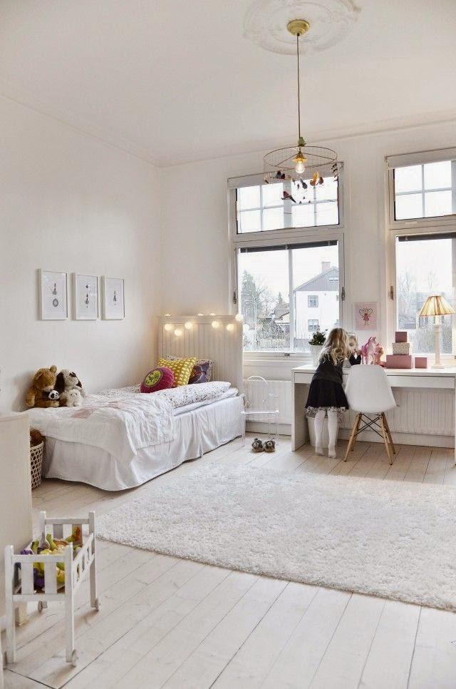 Como Decoro Habitacion Infantil Con Pared Color Ocre