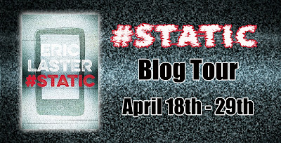 {Two Truths and a Lie+Giveaway} #STATIC by @EricLaster