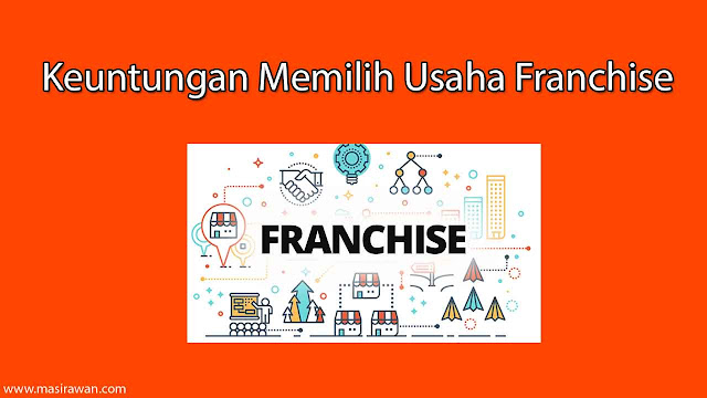 usaha franchise
