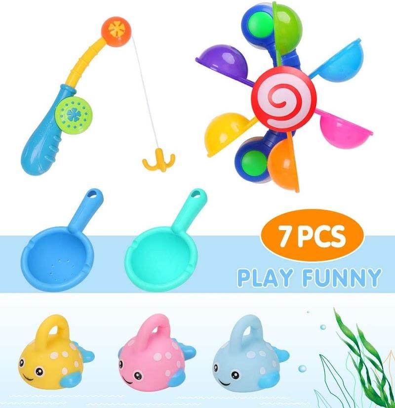 50% OFF Baby Bath Toys