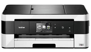 Brother MFC-J4625DW Printer Driver Download