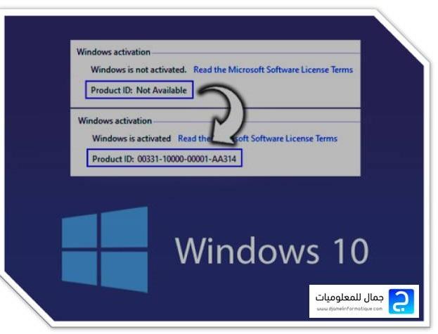تحميل وتفعيل نظام التشغيل ويندوز 10 مدى الحياة 2021