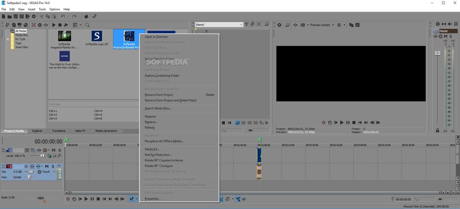 MAGIX VEGAS Pro 17.0.0.421 poster box cover