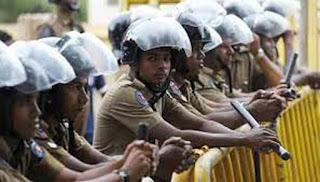 இலங்கையில் 3 மணித்தியாலங்களில் 2646 பேர் அதிரடியாக கைது