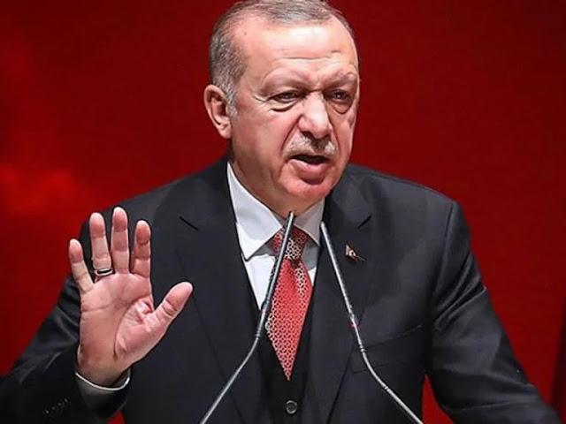 Οι φιλοδοξίες του Ερντογάν για την Τουρκία στη Λιβύη μεγαλώνουν