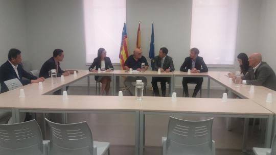 Agricultura informa a importadores chinos de las posibilidades de los productos agrarios valencianos