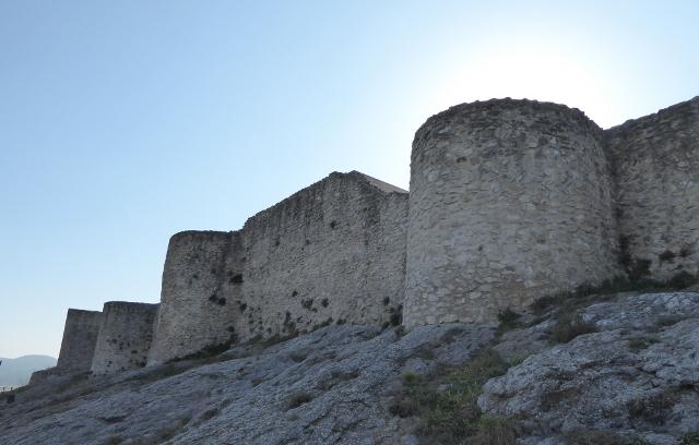 Muralla del castell