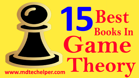 15 best books in game theory (full overview) you should to read it