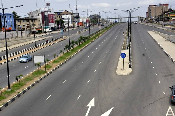 Lockdown: Unbelievable photos of Lagos state