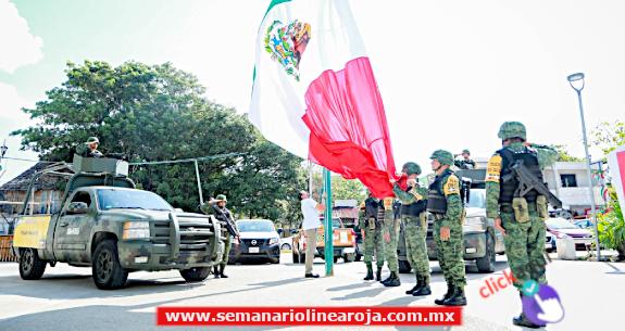 CELEBRAN CON SIMULACROS DÍA NACIONAL DE PROTECCIÓN CIVIL