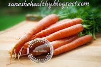 Carrots control diabetes.