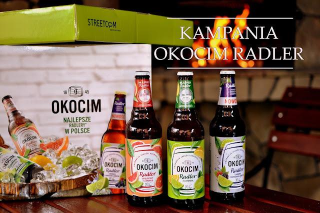 Kampania piwa Okocim Radler - Streetcom