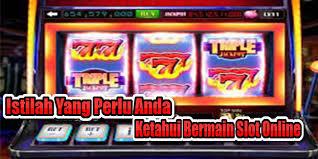 Mengenal Permainan Judi Slot Online di Situs Sbobet