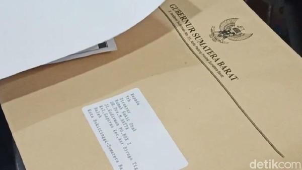 Polisi Akan Gelar Perkara Lagi soal 'Surat Gubernur Sumbar Minta Sumbangan'