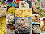 20 Aneka hidangan nasi yang menyelerakan untuk berbuka, bersahur dan hari raya !