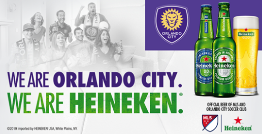 Heineken is giving away a vacation to attend Major League Soccer's Championship Game, plus chances to instantly win soccer prizes!