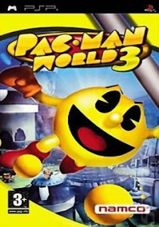 Cheat Pac-Man World 3 PSP PPSSPP