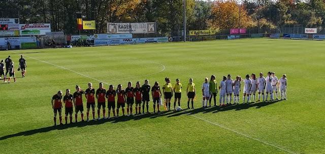 U19 EM Quali: Mazedonierinnen verlieren knapp gegen Gastgeber Österreich