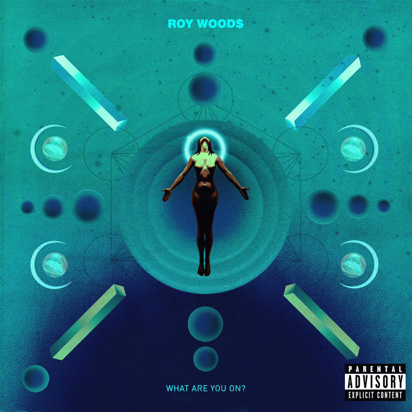 Roy Woods - What Are You On? - Single Cover