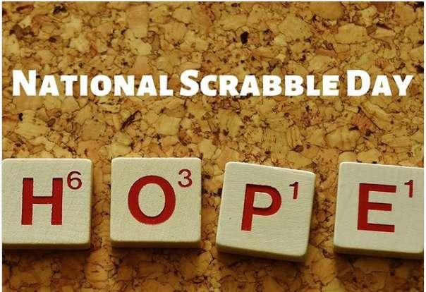 National Scrabble Day Wishes pics free download