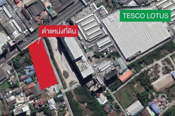 VR Global Property ขายที่ดินชลบุรี 4 ไร่ ด้านหน้าอยู่ติดถนนสุขุมวิท ด้านข้างอยู่ติดซอยบ้านสวน-สุขุมวิท 25