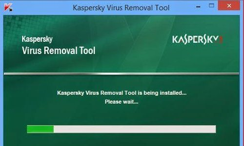 Kaspersky Virus Removal Tool Latest (201702110348) Download