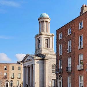 Pepper Canister Church in Dublin Ireland