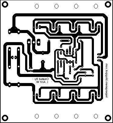 ::Berbagi ilmu::: Rangkaian Inverter 12V DC to 220V AC 100