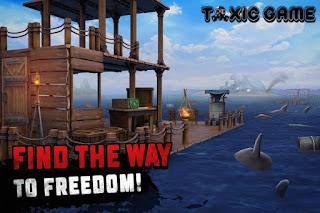 download survival on raft mod apk unlimited money