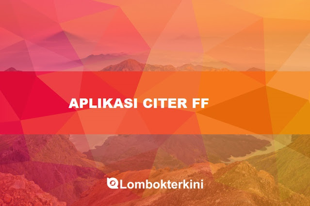 Aplikasi Citer FF Asli Auto Headshot 2021