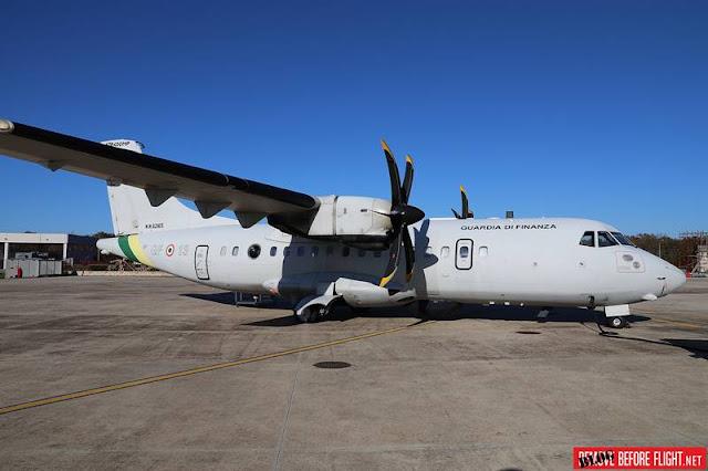 Leonardo e GDF sviluppano speciali velivoli ATR per supportare la lotta al Covid-19