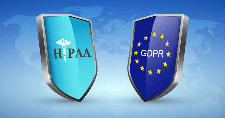 GDPR & HIPAA Compliance – Key Similarities and Differences in the Compliance Requirements