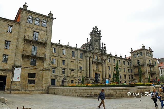 Monasterio de San Martiño Pinario, Santiago de Compostela