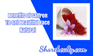6 Benefits of Saffron Flowers To Get Beautiful Face Natural