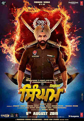 Singham 2019 Full Punjabi Movie Download Parish Verma 720p HD Filmywap