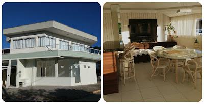 Casa de aluguel para temporada em Itapema