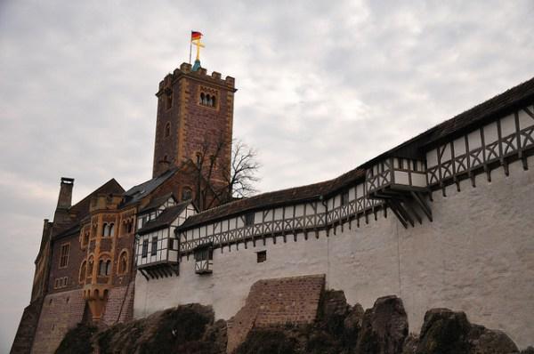 Castelo de Wartburg, Alemanha