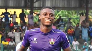Danish club kick Nigerian MFM FC striker, Stephen Odey, out over age falsification