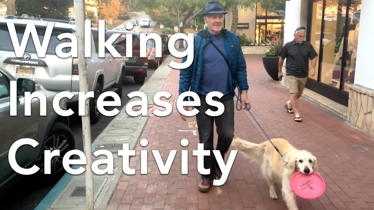 The Art of Walking - Increase Your Creativity