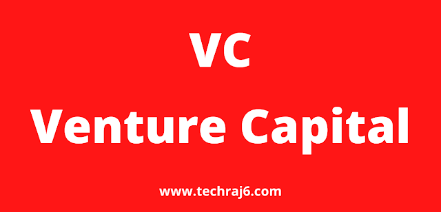 VC full form, what is the full form of VC