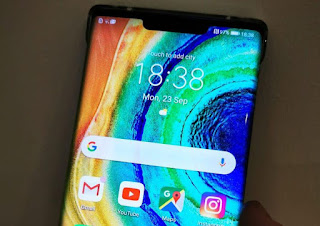 How to get the Google play store on your Huawei Mate 30 Pro