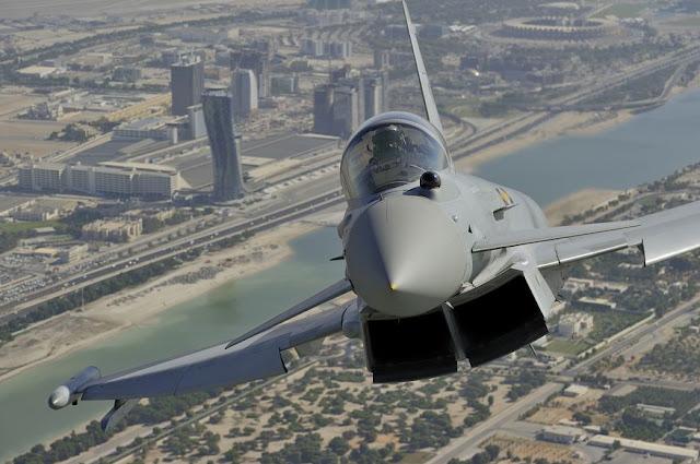 Resultado de imagen de Kuwait para la compra de cazas Eurofighter Typhoon