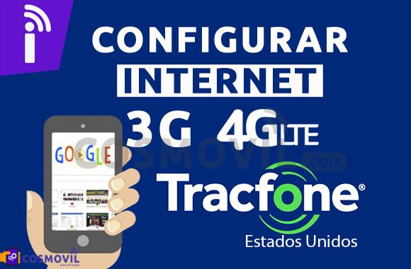 Configurar APN Tracfone Estados Unidos Internet 3G y 4G LTE 2019