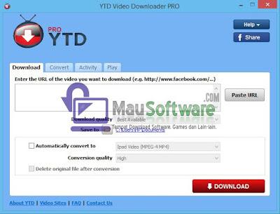 cara mudah download video dari youtube, software downloader video youtube, download video dari youtube dengan youtube video downloader terbaru