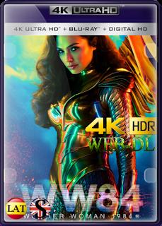 Mujer Maravilla 1984(2020) IMAX WEB-DL 4K UHD HDR LATINO/INGLES