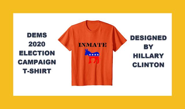 Memes: DEMS 2020 ELECTION CAMPAIGN T-SHIRT