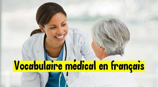 Vocabulaire médical en français