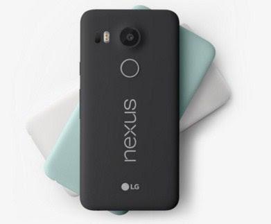 Spesifikasi Smartphone Nexus 5P